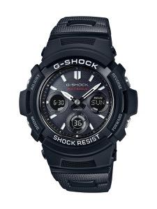 カシオ G-SHOCK クロノグラフ 腕時計 メンズ CASIO AWG-M100SBC-1AJF