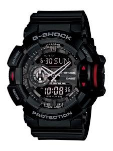 カシオ G-SHOCK クロノグラフ 腕時計 メンズ CASIO GA-400-1BJF
