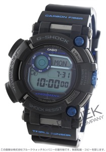 カシオ G-SHOCK マスターオブG フロッグマン クロノグラフ ムーンフェイズ パワーリザーブ 腕時計 メンズ CASIO GWF-D1000B-1JF