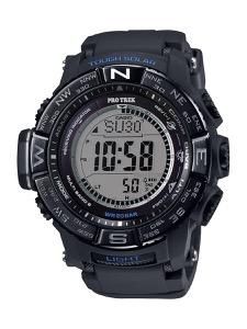 カシオ プロトレック トリプルセンサーVer.3 クロノグラフ パワーリザーブ 腕時計 メンズ CASIO PRW-3510Y-1JF