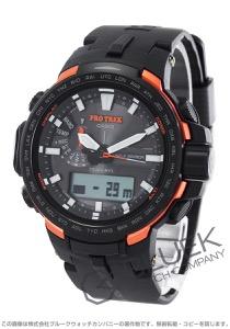 カシオ プロトレック トリプルセンサーVer.3 クロノグラフ パワーリザーブ 腕時計 メンズ CASIO PRW-6100Y-1JF