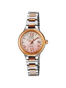 カシオ シーン ボヤージュシリーズ 腕時計 レディース CASIO SHW-1700SG-4AJF