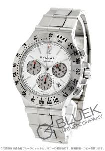 ブルガリ ディアゴノ プロフェッショナル テラ クロノグラフ 腕時計 メンズ BVLGARI CH40WSSDTA