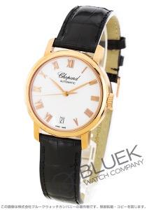 ショパール クラシック RG金無垢 アリゲーターレザー 腕時計 レディース Chopard 124200-5001