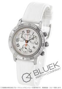 エルメス クリッパー ダイバー クロノグラフ 腕時計 レディース HERMES CP2.410.220/1C5