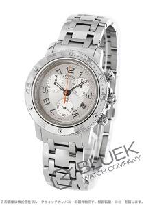 エルメス クリッパー ダイバー クロノグラフ 腕時計 レディース HERMES CP2.410.240/4965