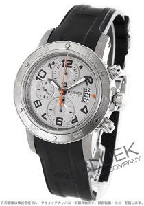 エルメス クリッパー クロノ メカニカル ダイバーズ クロノグラフ 腕時計 メンズ HERMES CP2.941.220/1C1