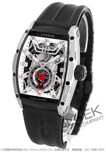 クストス チャレンジ ジェットライナーII P-S 腕時計 メンズ Cvstos CVT-JET2-PS TT WH BK