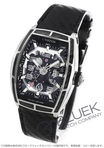クストス チャレンジ ジェットライナー カーボン 世界限定100本 腕時計 メンズ Cvstos CVT-JET-SL AC CARBON