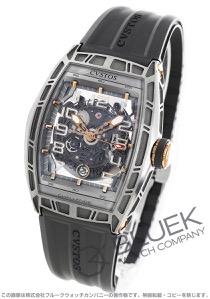 クストス チャレンジ ジェットライナー 腕時計 メンズ Cvstos CVT-JET-SL TT 5N