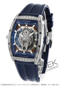 クストス チャレンジ シーライナーII 腕時計 メンズ Cvstos CVT-SEA2 STEEL