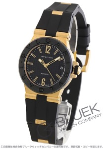 ブルガリ ディアゴノ ラバー YG金無垢 腕時計 ユニセックス BVLGARI DG35BGVD