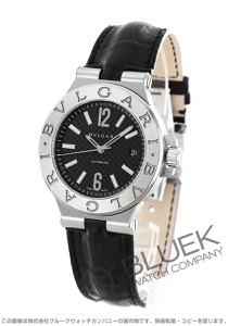 ブルガリ ディアゴノ アリゲーターレザー 腕時計 メンズ BVLGARI DG40BSLD