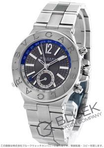 ブルガリ ディアゴノ GMT 腕時計 メンズ BVLGARI DG40C14SSDGMT