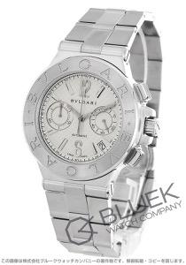 ブルガリ ディアゴノ クロノグラフ 腕時計 メンズ BVLGARI DG40C6SSDCH