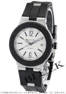 ブルガリ ディアゴノ ラバー 腕時計 メンズ BVLGARI DG40C6SVD