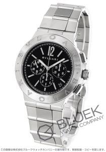 ブルガリ ディアゴノ ヴェロチッシモ クロノグラフ 腕時計 メンズ BVLGARI DG41BSSDCH