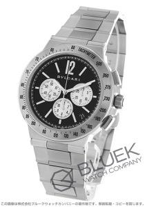 ブルガリ ディアゴノ ヴェロチッシモ クロノグラフ 腕時計 メンズ BVLGARI DG41BSSDCHTA