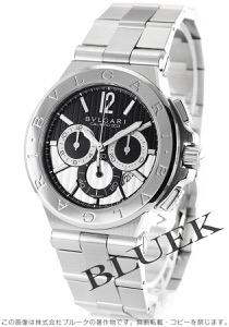 ブルガリ ディアゴノ カリブロ303 クロノグラフ 腕時計 メンズ BVLGARI DG42BSSDCH