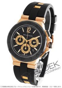 ブルガリ ディアゴノ クロノグラフ 腕時計 メンズ BVLGARI DGP42BGCVDCH