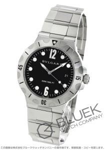 ブルガリ ディアゴノ プロフェッショナル スクーバ 300m防水 腕時計 メンズ BVLGARI DP41BSSSD