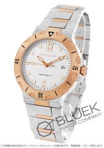 ブルガリ ディアゴノ プロフェッショナル スクーバ 300m防水 腕時計 メンズ BVLGARI DP41WSPGSD