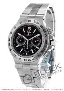 ブルガリ ディアゴノ プロフェッショナル テラ クロノグラフ 腕時計 メンズ BVLGARI DP42BSSDCH