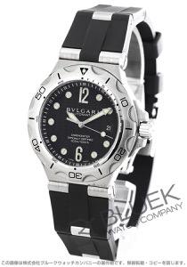 ブルガリ ディアゴノ プロフェッショナル スクーバ 300m防水 腕時計 メンズ BVLGARI DP42BSVDSD