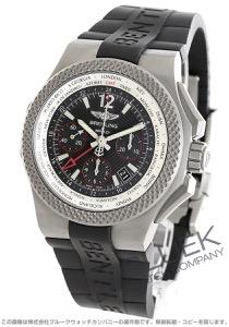 ブライトリング ベントレー GMT ライトボディ クロノグラフ GMT 腕時計 メンズ BREITLING EB043335/BD78