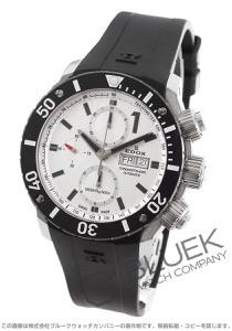 エドックス クロノオフショア1 クロノグラフ 500m防水 腕時計 メンズ EDOX 01114-3-BIN