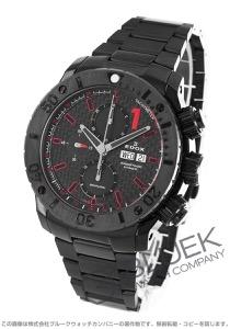 エドックス クロノオフショア1 クロノグラフ 500m防水 腕時計 メンズ EDOX 01115-37N-NRO