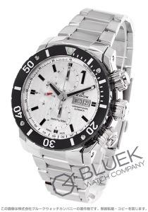 エドックス クロノオフショア1 クロノグラフ 500m防水 腕時計 メンズ EDOX 01115-3-BIN