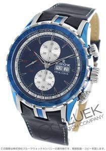 エドックス グランドオーシャン クロノグラフ 腕時計 メンズ EDOX 01121-357B-BUIN
