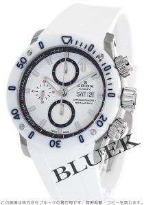 エドックス クロノオフショア1 クロノグラフ 500m防水 腕時計 メンズ EDOX 01122-3BN-BINN