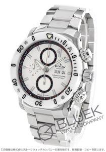 エドックス クロノオフショア1 クロノグラフ 500m防水 腕時計 メンズ EDOX 01122-3BNM-BINN