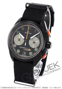エドックス クロノラリー S クロノグラフ 腕時計 メンズ EDOX 09503-37N-NONAN-NNO