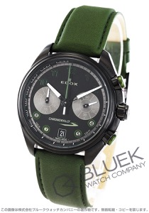 エドックス クロノラリー S クロノグラフ 腕時計 メンズ EDOX 09503-37N-NVCV-NNV