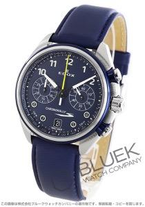 エドックス クロノラリー S クロノグラフ 腕時計 メンズ EDOX 09503-3BUCBU-BUBG