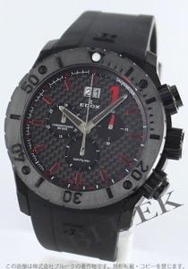 エドックス クロノオフショア1 クロノグラフ 300m防水 腕時計 メンズ EDOX 10020 37N NRO