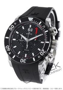 エドックス クロノオフショア1 クロノグラフ 300m防水 腕時計 メンズ EDOX 10020-3-NIN