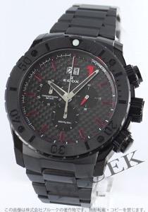 エドックス クロノオフショア1 クロノグラフ 300m防水 腕時計 メンズ EDOX 10021 37N NRO