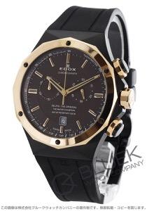 エドックス デルフィン クロノグラフ 腕時計 メンズ EDOX 10108-37GRCA-GIR