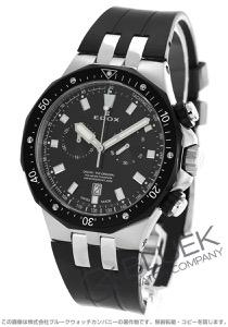 エドックス デルフィン クロノグラフ 腕時計 メンズ EDOX 10109-357NCA-NIN