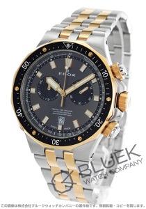 エドックス デルフィン クロノグラフ 腕時計 メンズ EDOX 10109-357RBUM-NIR