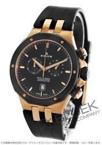 エドックス デルフィン クロノグラフ 腕時計 メンズ EDOX 10110-357RNCA-NIR