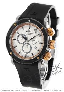 エドックス クロノオフショア1 クロノグラフ 500m防水 腕時計 メンズ EDOX 10221-357R-BINR