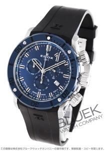エドックス クロノオフショア1 クロノグラフ 500m防水 腕時計 メンズ EDOX 10221-3BU7-BUIN7