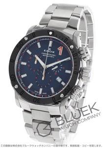 エドックス クロノオフショア1 クロノグラフ 500m防水 腕時計 メンズ EDOX 10221-3NM-BUINO
