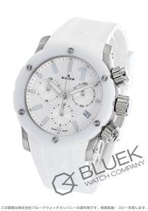 エドックス クロノオフショア1 クロノレディ クロノグラフ 300m防水 腕時計 レディース EDOX 10225-3B-BIN
