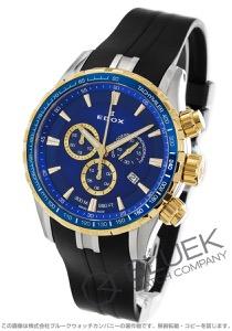 エドックス グランドオーシャン クロノグラフ 300m防水 腕時計 メンズ EDOX 10226-357JBUCA-BUID
